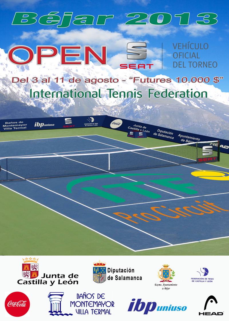Cartel ITF Béjar 2013 (DEF)