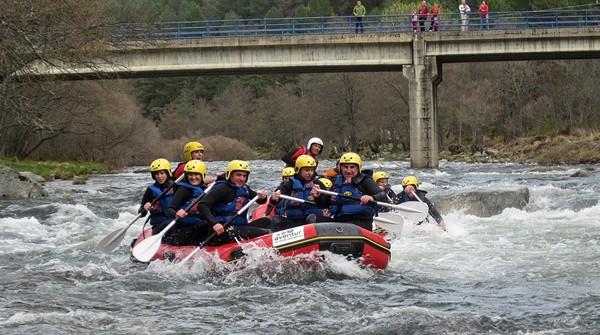 Rafting y canoa raft