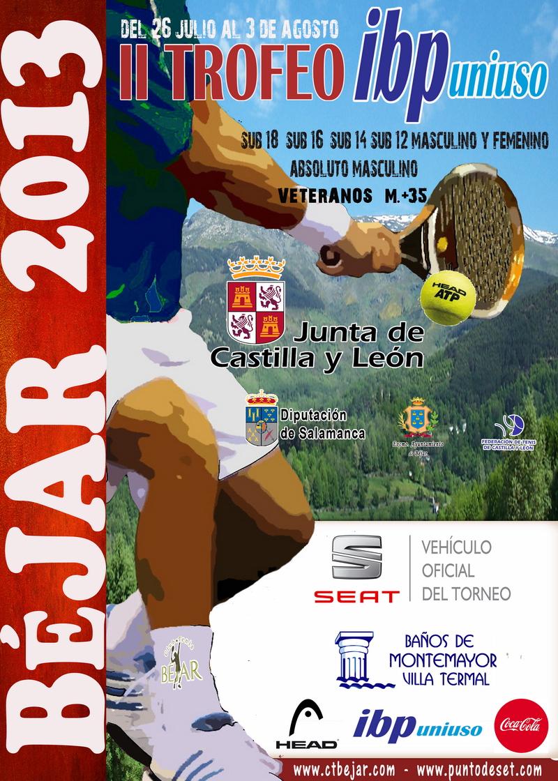 Cartel Open Béjar (DEF)