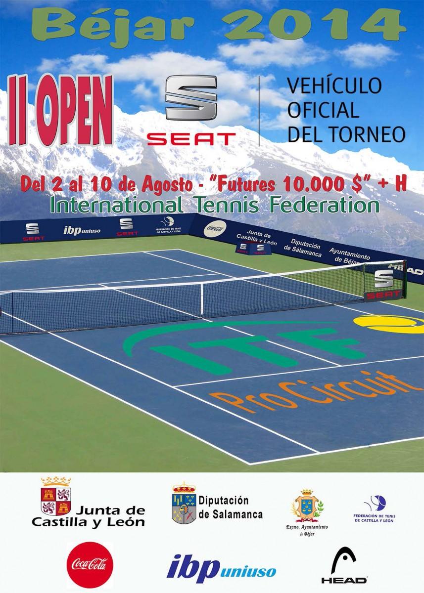 2014 ITF Béjar (DEF)