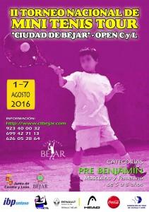 II Torneo Nacional de Mini Tenis Tour